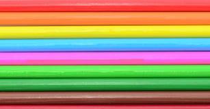 Crayon backdrop Royalty Free Stock Photo