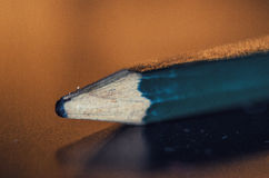Crayon brouillé Photos libres de droits