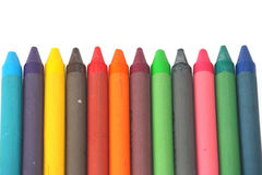 Crayon for childs Royalty Free Stock Image