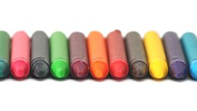 Crayon for childs Stock Photos