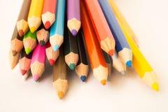 Crayon coloré Photos libres de droits