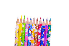 Crayon Stock Photos