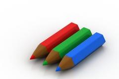 Crayon color pencil Royalty Free Stock Photo
