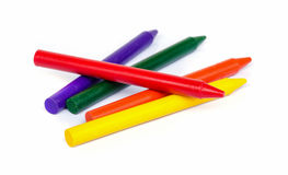 Crayon. Stock Photography