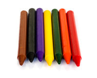Crayon. Stock Images