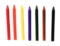 Crayon. Royalty Free Stock Photos