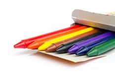 Crayon. Royalty Free Stock Photo