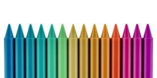 Crayon de cire illustration stock