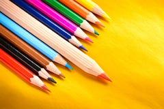 Crayon de concept de direction Image stock