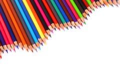 Crayon de couleur Images stock