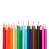 Crayon de couleur Photo libre de droits