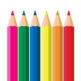 crayon de couleur illustration libre de droits