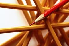 Crayon de croisement photographie stock libre de droits
