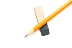 crayon de gomme à effacer image libre de droits