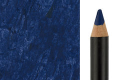 Crayon de maquillage avec la course témoin Photos libres de droits