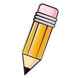 Crayon en bois Images stock