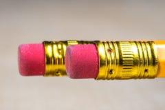 Crayon et crayons au rapport optique élevé Penc de stylet et de crayon Image libre de droits