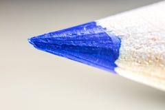 Crayon et crayons au rapport optique élevé Penc de stylet et de crayon Images libres de droits