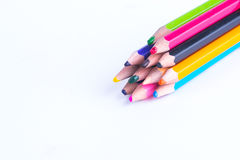 Crayon Isolated Stock Photo
