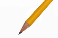 Crayon jaune Photos stock