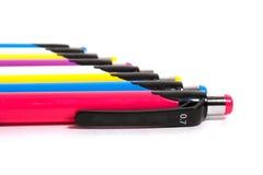 Crayon lecteur Photographie stock libre de droits