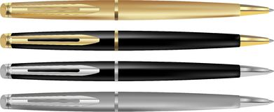 Crayon lecteur Photo stock