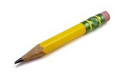 crayon lecteur 8 utilisé Image libre de droits