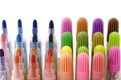 Crayon lecteur d'extrémité Image libre de droits