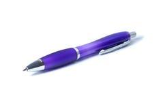 Crayon lecteur d'isolement sur le blanc Image stock