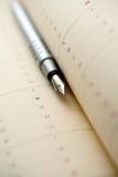 crayon lecteur de cahier Photos libres de droits