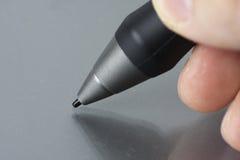 Crayon lecteur de convertisseur analogique/numérique Images stock