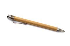 Crayon lecteur en bois Photographie stock libre de droits