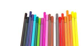 Crayon lecteur magique Photographie stock libre de droits