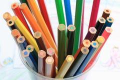 Crayon. Limitless imagination Royalty Free Stock Image
