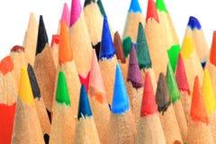 Crayon. Limitless imagination Stock Photography