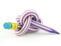 Crayon magique Photo stock