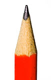Crayon rouge Images libres de droits