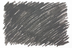 Crayon scribble background Royalty Free Stock Images