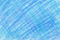 Crayon scribble background Royalty Free Stock Photos