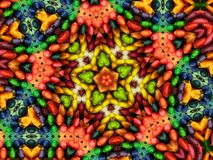 Crayon Star stock illustration