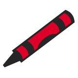 Crayon symbol Stock Image
