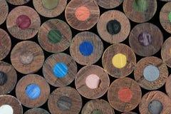 Crayon texturisé Photo stock