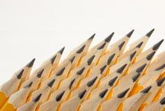 Crayonnez les tiges dans la collision , Idées d'affaires Images stock