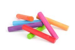 Crayons масла Стоковые Изображения