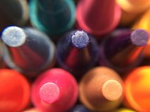 crayons новая Стоковые Фото