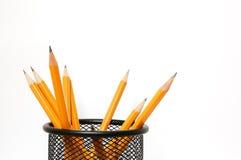 Crayons 1 Photographie stock libre de droits