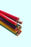 crayons Royaltyfria Foton
