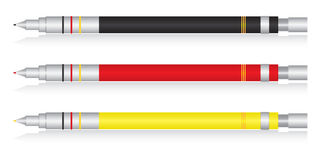 crayons Стоковое Изображение RF