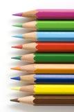 Crayons Image stock