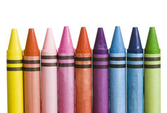 Free Crayons Royalty Free Stock Photos - 16458968